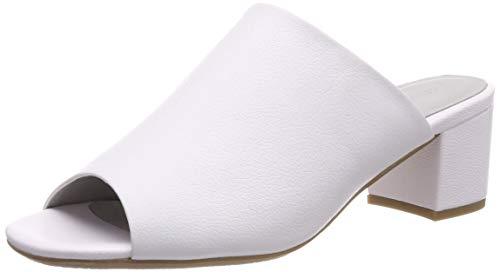 Gerry Weber Shoes Damen Faro 05 Peeptoe Sandalen, Weiß (Weiß 000), 39 EU