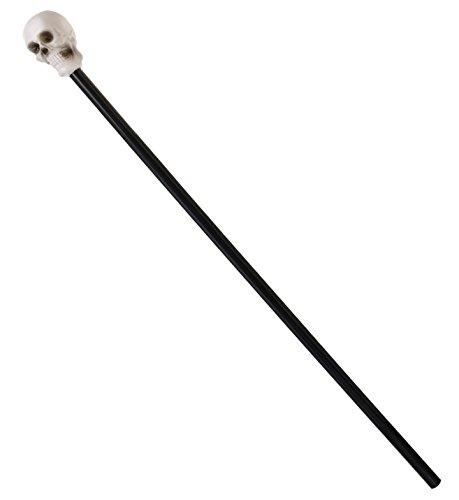 Totenkopf unisex-adult, Schwarz, 80cm, vd-wdm1921s ()