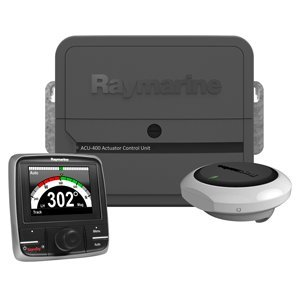 Raymarine T70162 Evolution Autopilot-Paket EV-400 Power-System Raymarine-paket