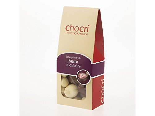 chocri - Fruits rouges enrobés de chocolat