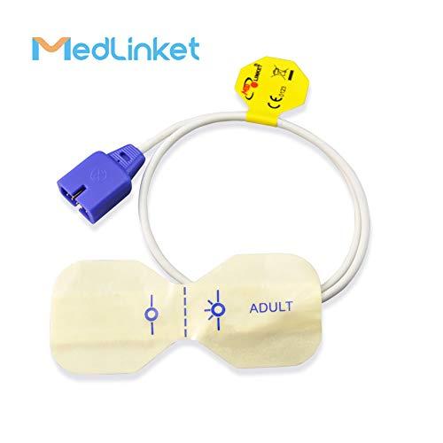 MED LINKET Covidien Nellcor Compatible Disposable SpO2 Sensor - MAX-A