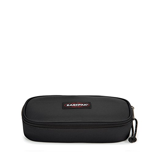 Eastpak Oval Single Estuche, 22 cm, Negro (Black)
