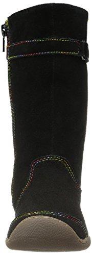 Keen punky high boot bottes fille chaussure loisirs d'extérieur noir Noir - Black / Alaska Blue