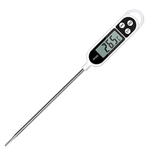 Digitale Küchenthermometer, Nasharia Haushaltsthermometer -