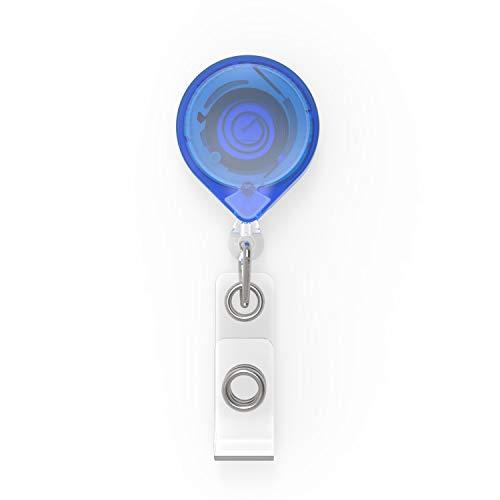 Key Bak 0 KB MBID Porte-clés Mini Clip Rieffel Suisse Bleu