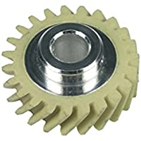 nylon (plastic) Worm gear (shear gear) de repuesto compatible para KitchenAid Tilt-Head Mixer (Artisan, KSM90, Classic, K45, K45SS etc)