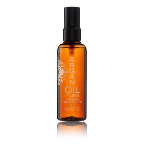 Tratamiento de aceite de argán para el pelo y la piel - Ingredientes 100% naturales de Marruecos - 100 ml