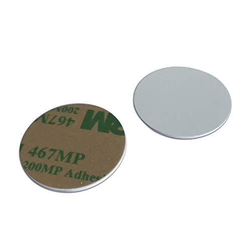 RFID Aufkleber 125KHz Niedriger Frequenz, PVC-Material 1mm dick, ID Coin Zugang Schlüssel (10Stück)