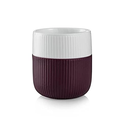 Royal Copenhagen Contrast Mug Plum 11 Oz by Royal Copenhagen