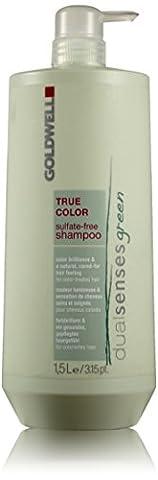 Goldwell Dualsenses Green True Color Shampoo 1500 ml, 1er Pack (1 x 1500 ml)