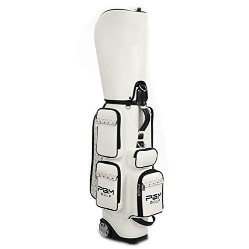 JTIH® Golfbag Club Ball Tasche Reisetasche Mode Kleidung Tasche wasserdichte Tasche PU Damen Tasche