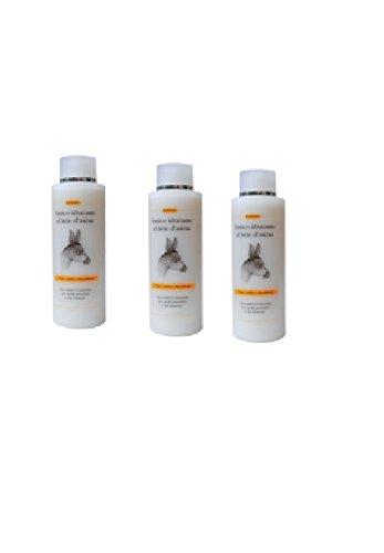 BIOMEDA - 3XTONICO AL LATTE D'SASINA 250ML rinfrescante, nutriente