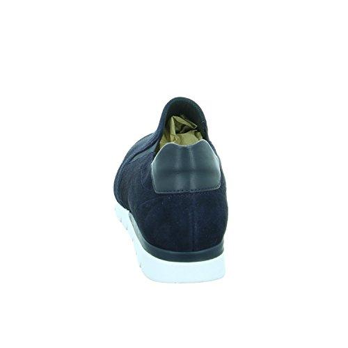 Semler N8075-457809, Mocasines Blau Mujer