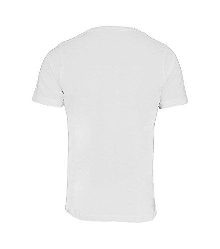Kitaro 2er Pack T-Shirts Shirt Tee-Shirt weiss Rundhals 68903 600 HW16-KT   bis 8XL ÜBERGRÖSSE! Wei