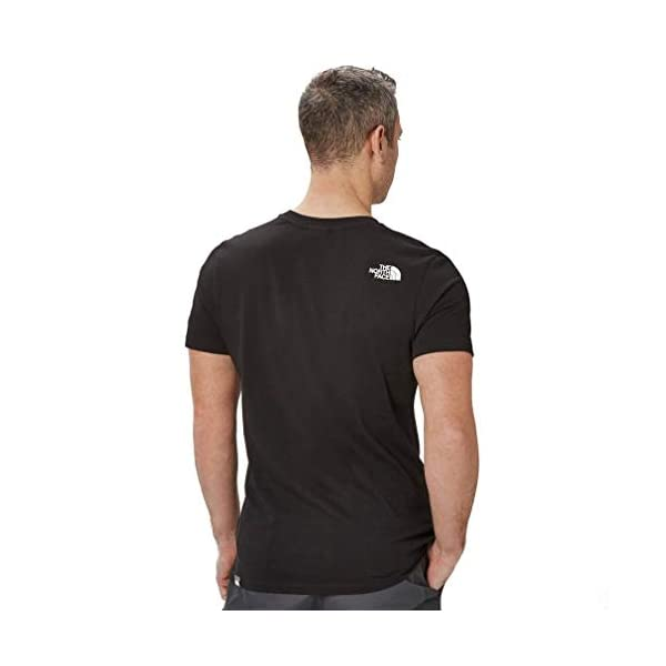 The North Face - M Ss Simple Dome Tee, Maglietta a Maniche Corte Uomo 3 spesavip