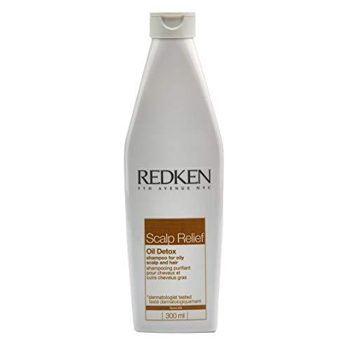 Redken Scalp Relief Oil Detox Shampoo, 1er Pack, (1x 300 ml)