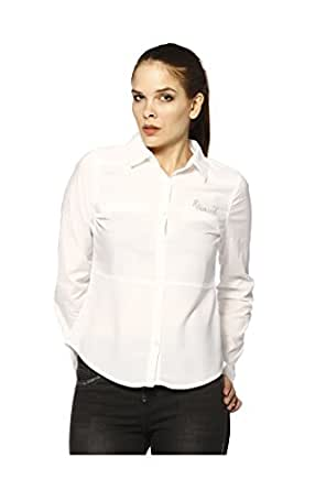 Kaporal - Chemise SALSA - OPTICAL WHITE - Femme XL Blanc