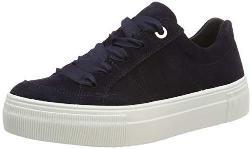 Legero Damen Lima Sneaker, Blau (Pacific (Blue) 80), 38 EU (Boots Frauen Sneaker Für Snow)