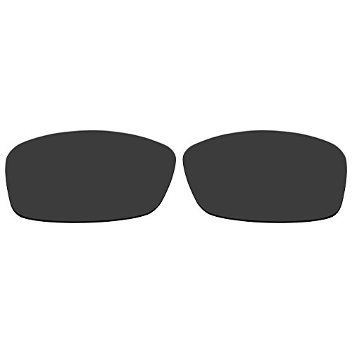 d18b8d5a46 ACOMPATIBLE Replacement Lenses for Oakley Hijinx Sunglasses (Black -  Polarized) - Buy Online in Oman.