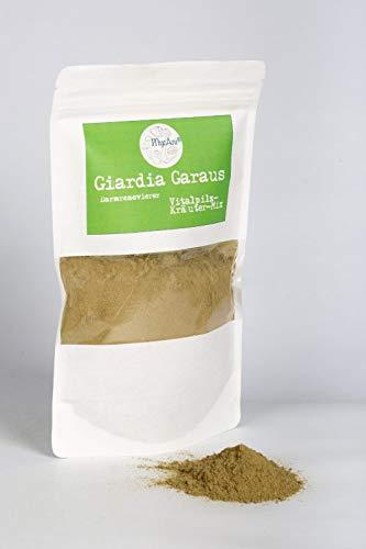 MycAni Giardia Garaus Vitalpilz-Kräuter-Mischung für Hunde und Katzen