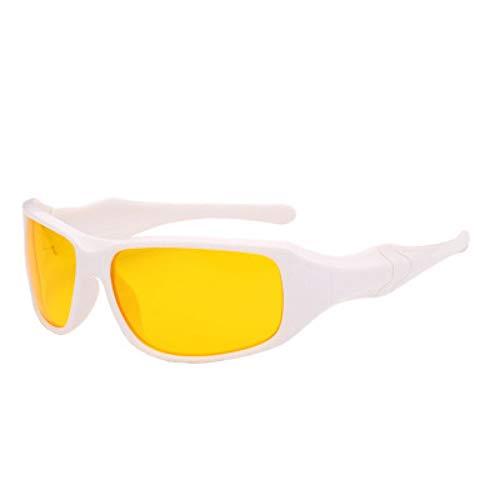 GJYANJING Sonnenbrille Mode Outdoor Sports Sonnenbrillen Brille Männer Fahren Angeln Laufen Reise Sonnenbrille Sonnenbrille Uv400