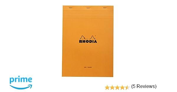 Rhodia 18000C Taccuino Arancio