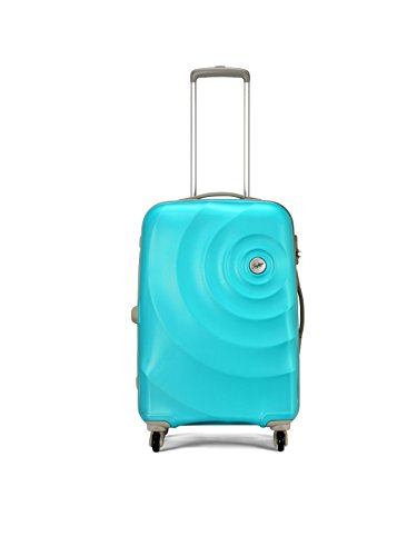 Skybags Mint 55 cms Polycarbonate Turquoise Hardsided Cabin Luggage (MINT55TTRQ)