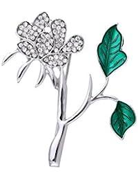 Segolike Wedding Bridal Flower Bud Shape Headdress Flower White