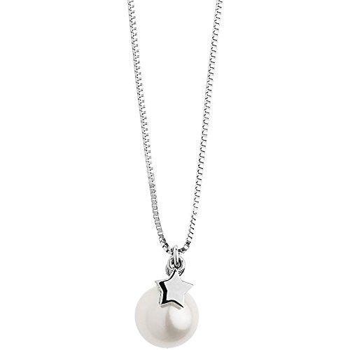 Comete-Collana da donna, con perle di Fantasie GLP 477 elegante cod. GLP 477