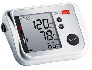 boso medicus exclusive Oberarm-Blutdruckmessgerät by boso