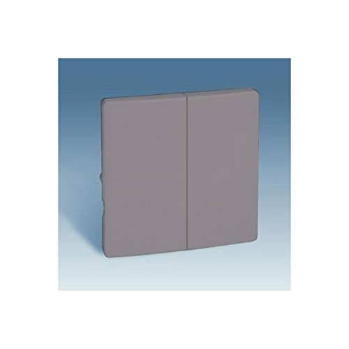Simon - 82026-38 tecla grupo 2int-conmut-pulsadores s82 grafit Ref. 6558238203