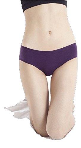 Hot Cross String Schmetterling Spitze-Unterwäsche G921 Purple