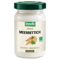 Byodo Meerrettich im Glas (100 g) - Bio