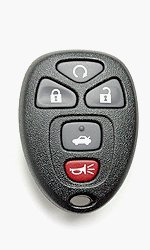 Keyless Entry Remote Fob Clicker for 2005 Chevrolet Malibu Maxx by BestKeys