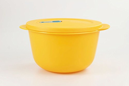 TUPPERWARE Mikrowelle CrystalWave 2,0 L orange Mikro Micro Wave Plus Fix 15525