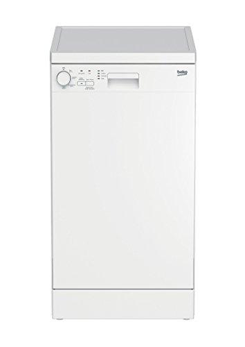 Beko DFS04011W Geschirrspüler Freistehend/A+/237 kWh/Jahr/MGD / 294 0liter/jahr/Kontrollanzeige//Weiss