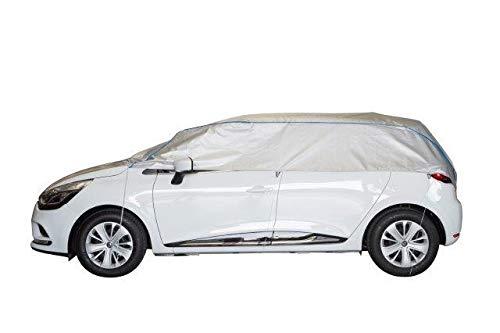 Kley & Partner Semi Garage de Voiture résistant aux UV Respirant, imperméable, Nissan Primera Break à partir de 2002 Argent