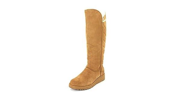 5579c0972d6 UGG Women's Rosalind Chestnut Boot 9.5 B (M): Amazon.co.uk: Shoes & Bags