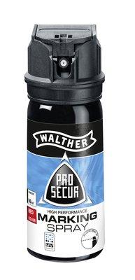 Walther Abwehrsprays ProSecur Marking Spray Farbmarkierungsspray mit UV-Marker, 2.2100