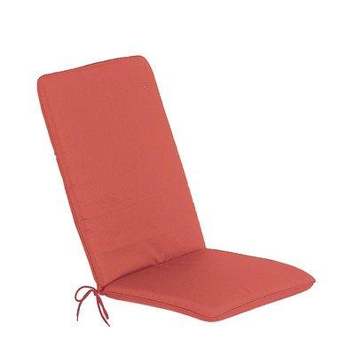 CC Collection Sitzkissen, mit Rückenlehne, 2 Stück