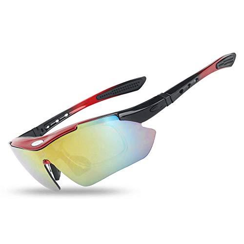 ANSKT Motorrad-Schutzbrillen können eingestellt Werden, um UV-Strahlung und Wind zu vermeiden