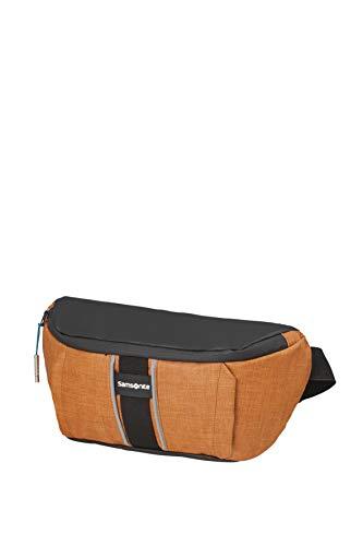 046f9bf2a6 SAMSONITE 2WM - Waist Bag Marsupio portasoldi, 35 cm, 3.5 liters, Marrone (