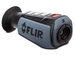 flir tk Raymarine Flir Ocean Scout tragbare Wärmebildkamera Ocean Scout 640 x 512, 18° Sichtfeld (erkennt Personen bei 1140 m)