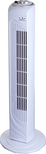 Jata VT3040 Ventilador de Torre, 45 W, Plástico, Blanco