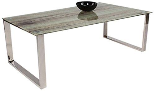 HL Design 01-10-614.3 Finja Table basse en bois Chêne Sable Sanremo 100,0 x 50,0 x 38,0 cm