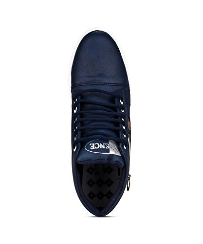 ESSENCE Men's Blue Synthetic High Top - 4