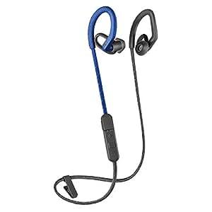 Plantronics voyager 6200 uc headset ear bud bluetooth wireless.