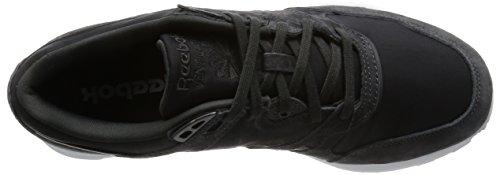 Reebok Ventilator Smb, Chaussures de Course Homme Noir / Blanco (Coal / White)
