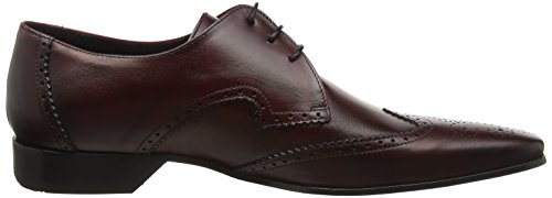 Jeffrey West J699 Escobar, Brogues Homme Red (Kenda Burgundy)