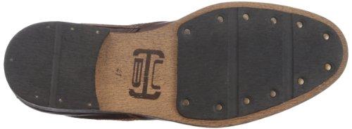 Hub Spurs PT-653-007-L02-02, Chaussures basses homme brun (DBN / WHT)